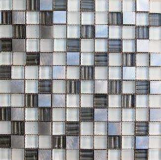 FliesenShopOnlinede GlasMetallMosaik BACKW Fliesen Online - Fliesen für mosaik kaufen