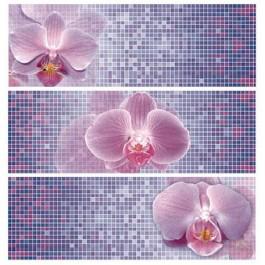 Azulejos mallol decor orchid mosaic 3 60 x 60 cm fliesen online kaufen - Azulejos mallol ...