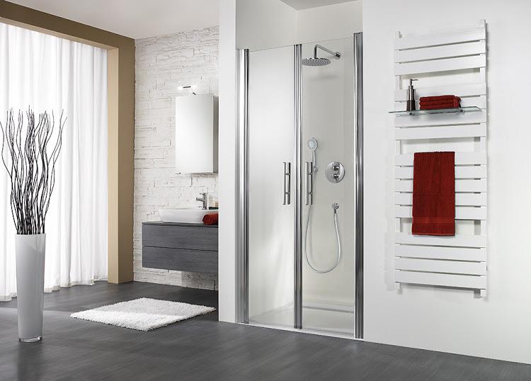 hsk duschkabine exklusiv pendeltr nische - Dusche Pendeltur Nische