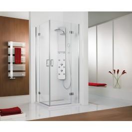 hsk duschkabine premium softcube eckeinstieg dreht r 4 teilig fliesen. Black Bedroom Furniture Sets. Home Design Ideas